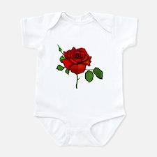 Rose Red Infant Bodysuit