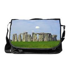 Stonehenge Messenger Bag