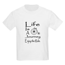 Cute Life is a journey T-Shirt