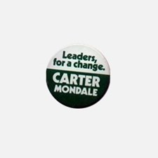 Mini Carter-Mondale Campaign Button