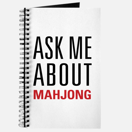 Mahjong - Ask Me About - Journal