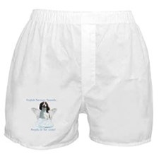Springer Spaniel Angel Boxer Shorts
