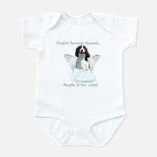 Springer Spaniel Angel Infant Bodysuit