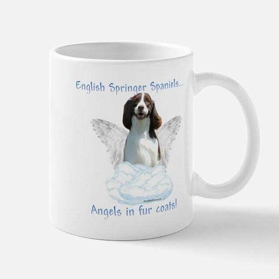 Springer Spaniel Angel Mug