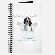 Springer Spaniel Angel Journal