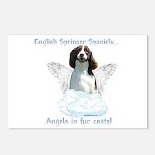 Springer Spaniel Angel Postcards (Package of 8)
