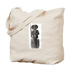 Emiliano Zapata - Posada Wood Tote Bag