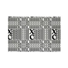XC Run Repeats Magnets