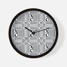 XC Run Repeats Wall Clock