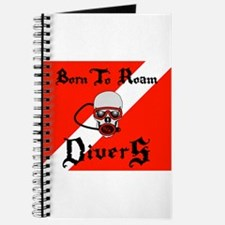 Born To Roam Divers Journal