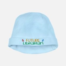 Future librarian baby hat