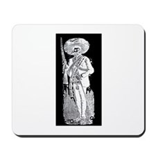 Emiliano Zapata - Mexican Rev Mousepad