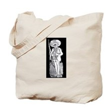 Emiliano Zapata - Mexican Rev Tote Bag