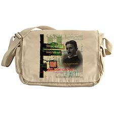 Nikola Tesla NY Messenger Bag