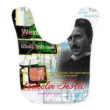 Nikola Tesla NY Bib