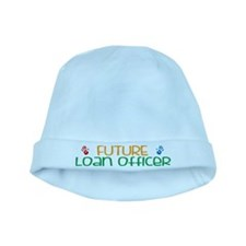 Future loan officer baby hat