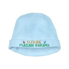 Future massage therapist baby hat