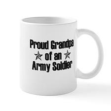 Army Grandpa Proud Mugs