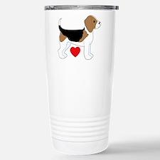 Beagle Love Travel Mug