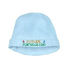 Future paintballer baby hat