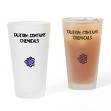 Cool Chemical Drinking Glass