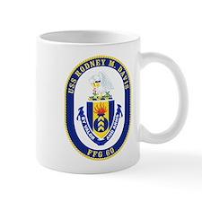 USS Rodney M. Davis FFG-60 Mugs