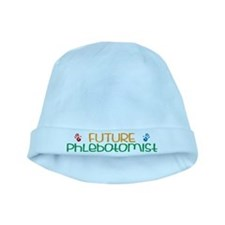 Future phlebotomist baby hat