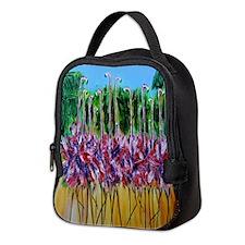 Ladies Night Neoprene Lunch Bag