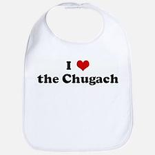 I Love the Chugach Bib