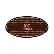 XC Runner brown Patches