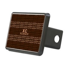 XC Runner brown Hitch Cover
