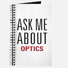 Optics - Ask Me About - Journal