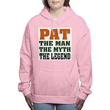 Pat The Legend Women's Hooded Sweatshirt