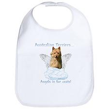 Australian Terrier Angel Bib
