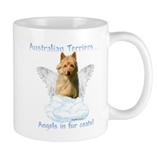Australian Terrier Angel Mug