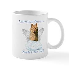 Australian Terrier Angel Small Mug