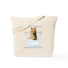 Australian Terrier Angel Tote Bag