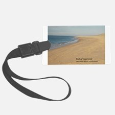 End of the Cape Luggage Tag