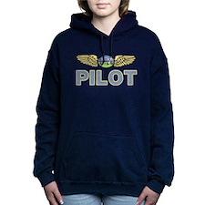 RV Pilot Women's Hooded Sweatshirt
