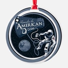American Dream Ornament