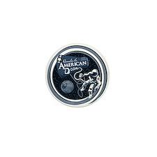 American Dream Mini Button