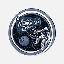 """American Dream 3.5"""" Button"""