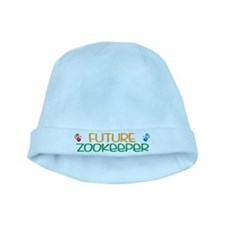 Future zookeeper baby hat