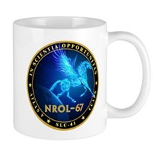 NROL-67 Program Team Mug