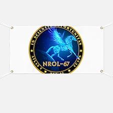 NROL-67 Banner