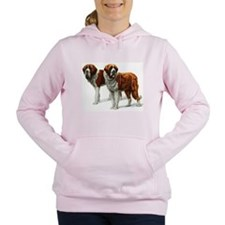 St. Bernard Women's Hooded Sweatshirt