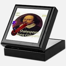 Shakespeare Bong Company Keepsake Box