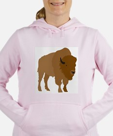 Buffalo Women's Hooded Sweatshirt