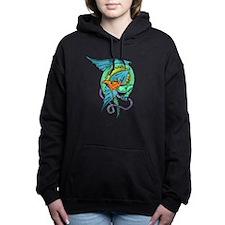 Celtic Dragon 1 Women's Hooded Sweatshirt
