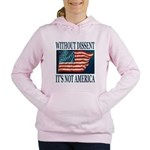 Without Dissent Women's Hooded Sweatshirt